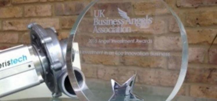 Aeristech UKBA Award