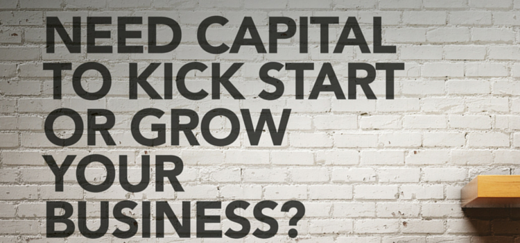 Kickstart your business with funding