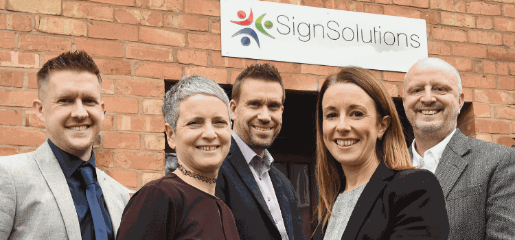 Sign Solutions Ltd