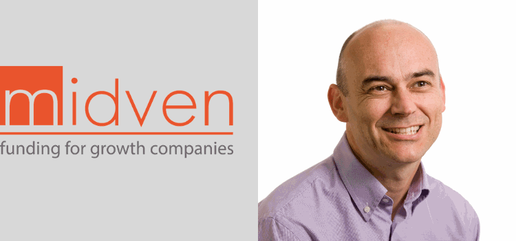 Tony Stott CEO Midven Ltd